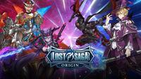 Lost Saga Origin. Dok: Gravity Game Link