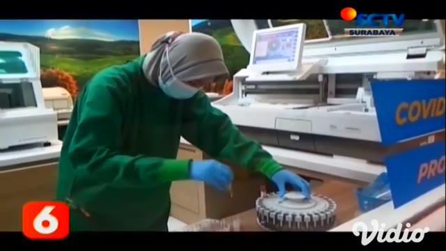 Tes Covid-19 menggunakan sampel air liur atau saliva based testing, kini mulai digunakan di beberapa negara seperti Jepang dan Singapura. Rencananya awal tahun 2021 Indonesia juga akan menerapkannya di salah satu RS swasta di Surabaya.