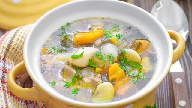 menu hari  ikan kembung goreng sayur bening daun kelor   lobak daging lifestyle Resepi Kentang Berkuah Enak dan Mudah