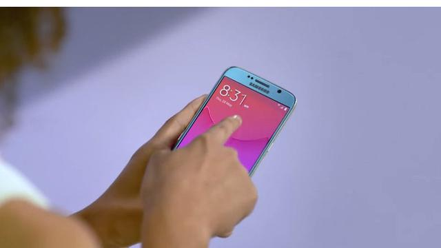 Layar ponsel