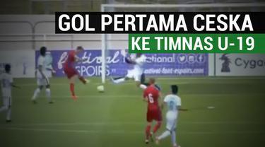 Berita video gol pertama Republik Ceska ke gawang Timnas U-19 Indonesia dalam Toulon Tournamen 2017.