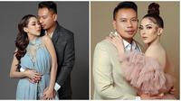Komentar Kalina di pemotretan terbaru Vicky Prasetyo dan Ayu Aulia curi perhatian. (Sumber: Instagram/@ayuaulia5252)