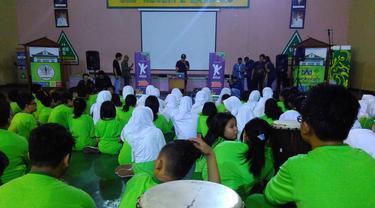20 Sekolah di Bandung Ikuti Workshop Bunyi