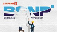 Banner Infografis Gempar BSNP Bubar, Diganti Jadi Nonindependen (Liputan6.com/Abdillah)