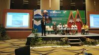 Seminar dalam acara Sales Mission Danau Toba, Sabtu (29/9/2019), Semarang.