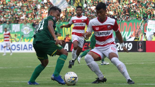 Jumpa Madura United Di 8 Besar Piala Indonesia Persebaya Ingin