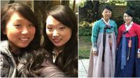 Kembar Identik Terpisah Selama 33 Tahun (Sumber: Facebook/Katey Bennett & Amanda Dunford
