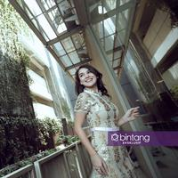 Irish Bella (foto: Bambang E Ros,  Digital Imaging: Nurman Abdul Hakim/Bintang.com)