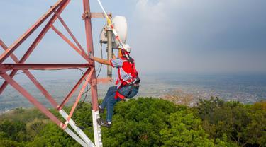 Tower telekomunikasi