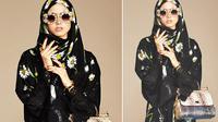 Koleksi terbaru Dolce & Gabana diberi nama 'The Abaya Collection: The Allure of the Middle East.'