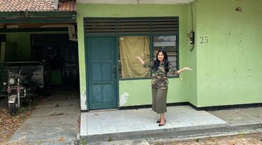 Potret Rumah Pertama Annisa Pohan dan AHY (sumber: instagram/@annisayudhoyono)