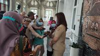 Kepala Dinas Pariwisata dan Kebudayaan Kota Semrang Indriyasari. (foto : Liputan6.com/Septi Nur Eka Mafiroh)