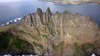 Lanskap Kepulauan Faroe di bagian utara Samudera Atlantik (AP Photos)