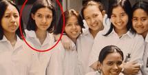 Melewati masa SMA di era 90-an, Najwa Shihab sudah terlihat cantik menawan. (Foto: Instagram/@najwashihab)