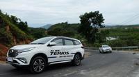 Menaklukan Alam Ranah Minang Bareng Daihatsu Terios Anyar (foto:ADM)
