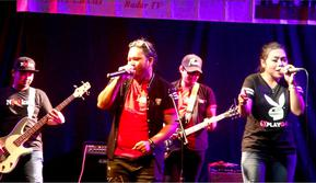 Gallaxy Band. (Istimewa)