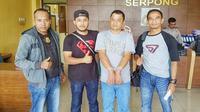 Napi Lapas Lambaro Kabur ditemukan Tewas (Liputan6.com/Rino Abonita)
