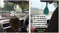 Dari barang nyeleneh, bentuk gantungan sebagai hiasan mobil ini bikin ketawa. (Sumber: Instagram/@dramaojol.id/@ketoprak_jowo)