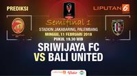 Prediksi Sriwijaya FC Vs Bali United (Liputan6.com/Trie yas)