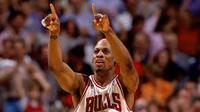 Mantan pemain Chicago Bulls, Dennis Rodman. (NBA.com)
