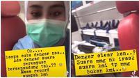 Perawat Ini Tak Sengaja Rekam Suara Wanita Lain di Ambulans, Bikin Merinding (Sumber: TikTok/ainnur287)