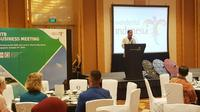 Menteri Pariwisata Arief Yahya tidak pernah berhenti menyuarakan (Nusa Tenggara Barat) NTB sudah pulih. Kali ini pernyataan tersebut disampaikan Menpar dalam acara ITB Asia 2018 NTB Bangkit di Singapura, Kamis (18/10).