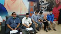 Isdianto-Suryani Klaim Menang Tipis Pilkada Kepri Berdasar Real Count. (Foto: Liputan6.com/Ajang Nurdin)