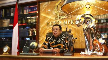 Ketua MPR Ingatkan 4,2 Juta Lebih ASN untuk Netral di Pilkada Serentak 2020