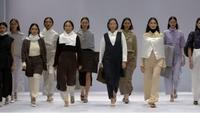 Koleksi 3Mongkis di JFW 2021. (dok. Screenshoot Youtube Jakarta Fashion Week)