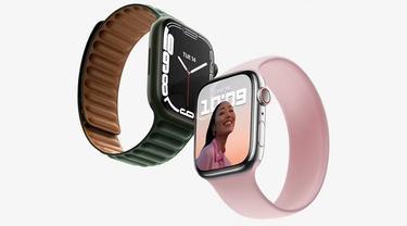 Apple Watch Series 7 (Apple Event Screenshot)