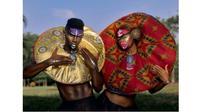 Festival Equatorial Guinea Bodypainting