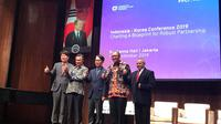 Indonesia – Korea Conference 2019: Charting A Blueprint for Robust Partnership. Rabu 18/9/2019 (Liputan6.com/Windy Febriana)