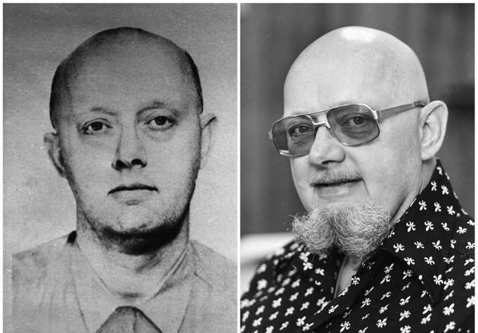 Benjamin Hoskins Paddock, ayah dari pelaku penembakan massal Las Vegas FBI and Wayne Eastburn/The Register-Guard via AP, File)