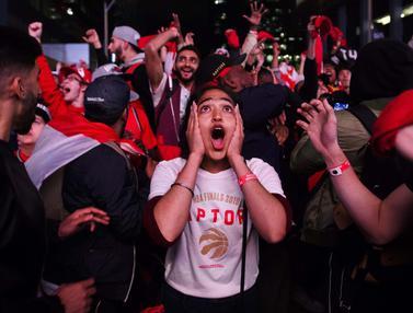 Toronto Raptors Juara NBA 2019 Picu Kegemparan di Kanada
