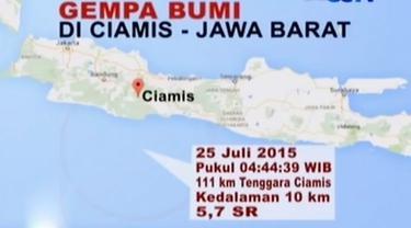 20150725-Gempa Bumi-Ciamis