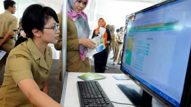 Hore, Kenaikan Pangkat PNS dan Pensiun Sudah Bisa Online