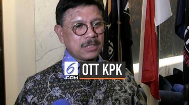 Partai Nasdem merespons penangkapan Gubernur Kepri, Nurdin Basirun, oleh KPK terkait dugaan izin reklamasi. Saat ini, mereka akan kumpulkan informasi untuk mengambil keputusan yang lebih definitif.