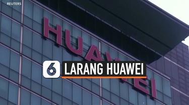 larang huawei
