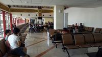 Suasana ruang boarding di Bandara Juanda, Surabaya. (Istimewa/Yani)