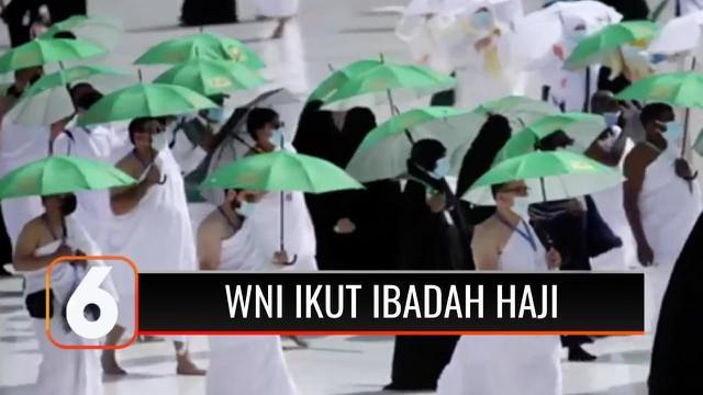 60 ribu jemaah telah melaksanakan puncak ibadah Haji, yaitu wukuf di Padang Arafah. Di antara para jemaah haji, ada 327 WNI yang bermukim di Arab Saudi, terpilih dari lebih 500 ribu pendaftar. Hari ini (20/7), para jemaah haji akan melontar jumroh di...
