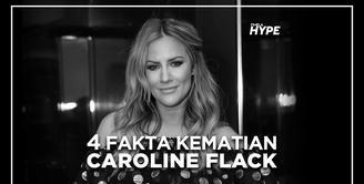 Caroline Flack Tewas Bunuh Diri, Ini 4 Fakta Tentang Kematiannya