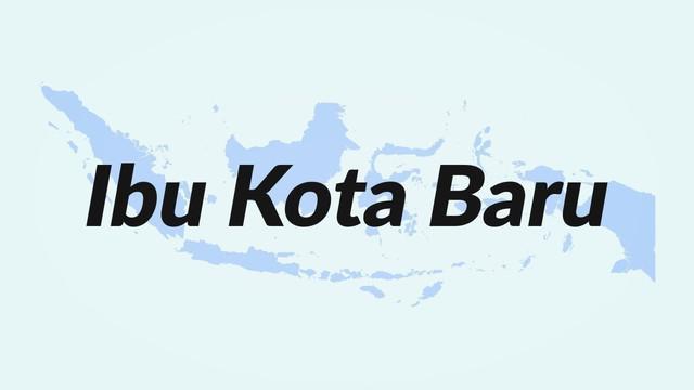 Presiden Joko Widodo atau Jokowi akhirnya mengumumkan lokasi Ibu Kota baru di Kalimantan Timur pada Senin (26/8/2019).
