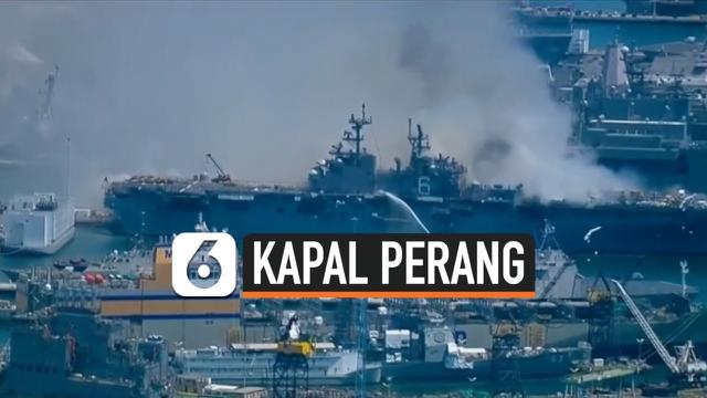 thumbnail kapal perang amerika serikat meledak