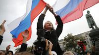 Ilustrasi Rusia (AP)