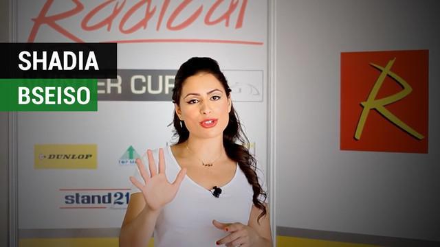 Berita video Shadia Bseiso, pegulat cantik asal Yordania yang dikontrak WWE, punya banyak kelebihan. Apa saja kelebihan Bseiso?