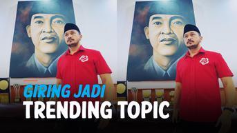 VIDEO: Giring Jadi Trending Topic Usai Kritik Kinerja Anies Baswedan