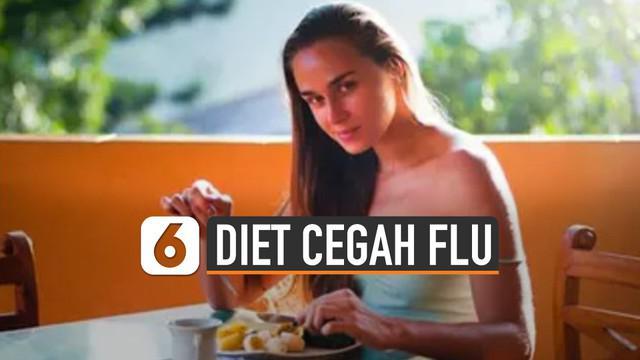 Sebuah riset ungkap diet keto ampuh cegah influenza.