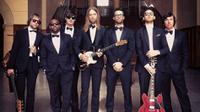 Maroon 5 (James Valentine/Instagram)