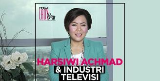LADY BOSS: Harsiwi Achmad, Sosok Perempuan Hebat di Balik Kesuksesan Program Indosiar dan SCTV