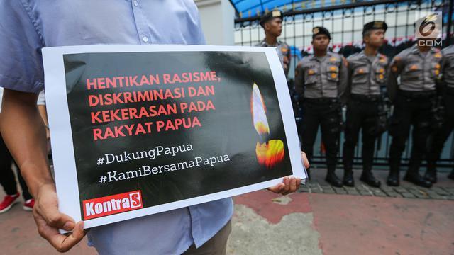 Tolak Pembatasan Internet di Papua dan Papua Barat